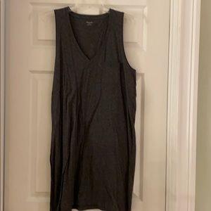 NWT Madewell sleeveless dress